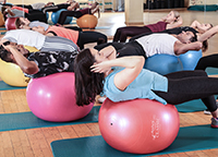 Club Activity - Rücken Training