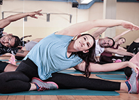 Club Activity - Stretching Exercises