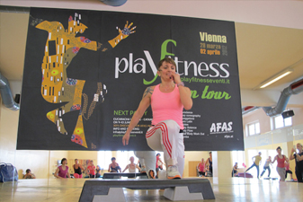 AFAS Play Fitness 2012