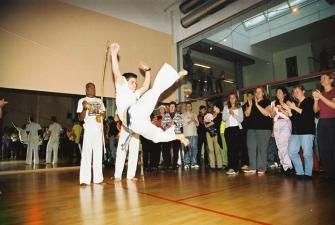 Capoeira - Februar 2002