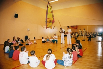 Capoeira für Kids - Februar 2002