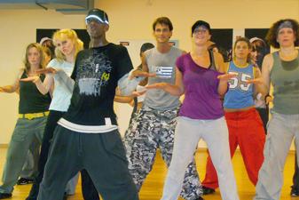 Hip Hop Trainer Ausbildung mit Tony Stone & Tom Woll