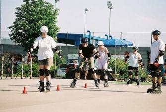 Inline Skate Grundkurs