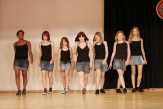 Move and Dance Show der Kids und Teens
