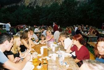 Outdoor Resort Opening & Grillfest